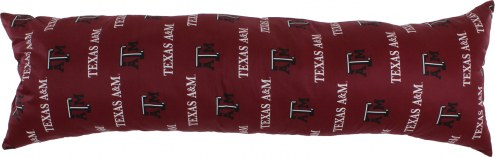 "Texas A&M Aggies 20"" x 60"" Body Pillow"
