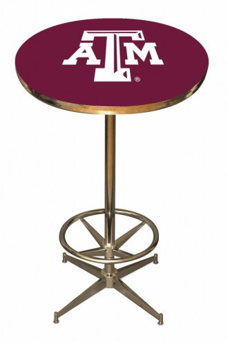 Texas A&M Aggies College Team Pub Table