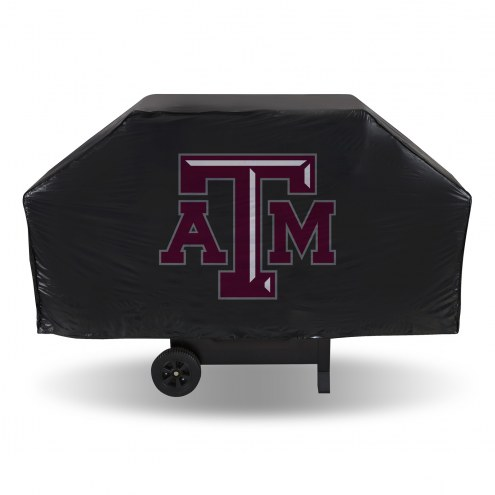 Texas A&M Aggies College Vinyl Grill Cover