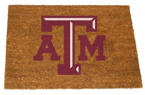 Texas A&M Aggies Colored Logo Door Mat