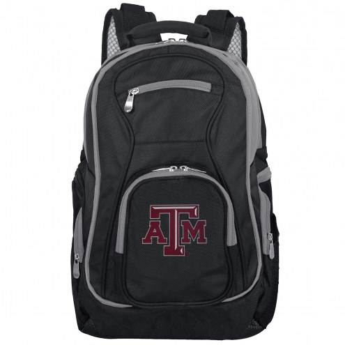 NCAA Texas A&M Aggies Colored Trim Premium Laptop Backpack