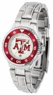 Texas A&M Aggies Competitor Steel Women's Watch
