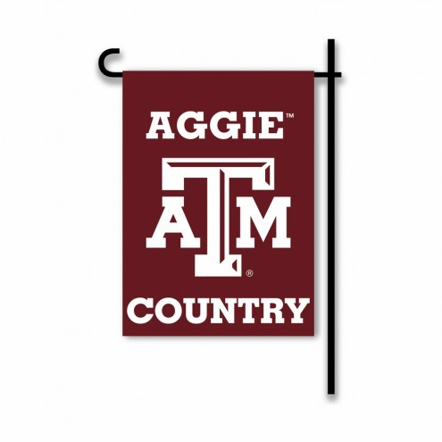 Texas A&M Aggies Country Garden Flag