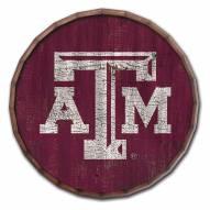 """Texas A&M Aggies Cracked Color 24"""" Barrel Top"""