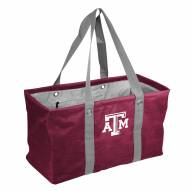 Texas A&M Aggies Crosshatch Picnic Caddy