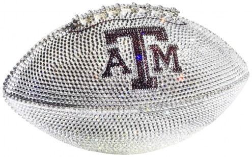 Texas A&M Aggies Swarovski Crystal Football