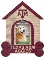 Texas A&M Aggies Dog Bone House Clip Frame