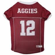Texas A&M Aggies Dog Football Jersey