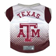 Texas A&M Aggies Dog Performance Tee