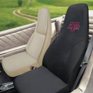 Texas A&M Aggies Embroidered Car Seat Cover