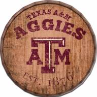 "Texas A&M Aggies Established Date 16"" Barrel Top"