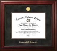 Texas A&M Aggies Executive Diploma Frame