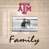 Texas A&M Aggies Family Picture Frame