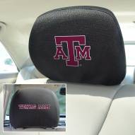Texas A&M Aggies Headrest Covers
