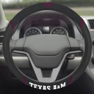 Texas A&M Aggies Steering Wheel Cover
