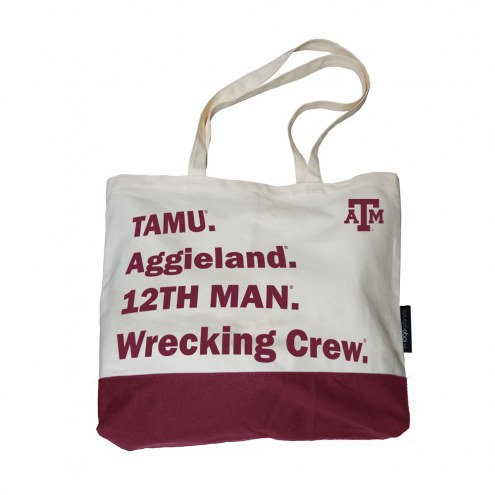 Texas A&M Aggies Favorite Things Tote