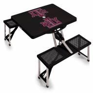 Texas A&M Aggies Folding Picnic Table