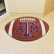 Texas A&M Aggies Football Floor Mat