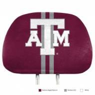 Texas A&M Aggies Full Print Headrest Covers