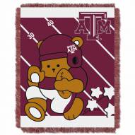 Texas A&M Aggies Fullback Baby Blanket