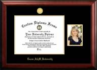 Texas A&M Aggies Gold Embossed Diploma Frame with Portrait