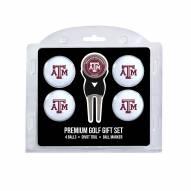 Texas A&M Aggies Golf Ball Gift Set