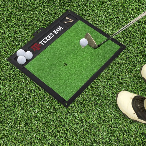 Texas A&M Aggies Golf Hitting Mat