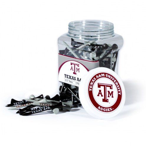 Texas A&M Aggies 175 Golf Tee Jar
