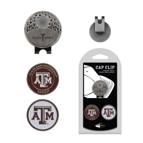 Texas A&M Aggies Hat Clip & Marker Set