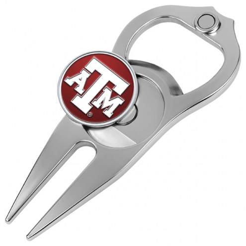 Texas A&M Aggies Hat Trick Golf Divot Tool