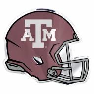Texas A&M Aggies Helmet Car Emblem