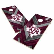 Texas A&M Aggies Herringbone Cornhole Game Set