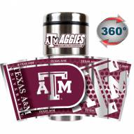 Texas A&M Aggies Hi-Def Travel Tumbler