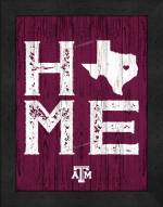 Texas A&M Aggies Home Away From Home Wall Decor