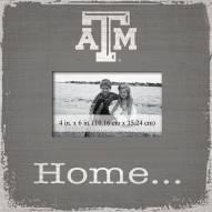 Texas A&M Aggies Home Picture Frame