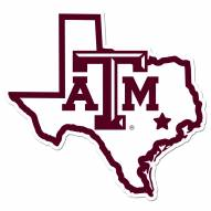 "Texas A&M Aggies Home State 11"""" Magnet"
