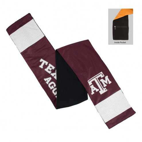 Texas A&M Aggies Jersey Scarf