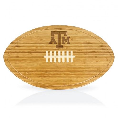Texas A&M Aggies Kickoff Cutting Board
