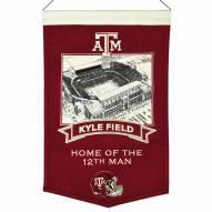 Texas A&M Aggies Kyle Field Stadium Banner