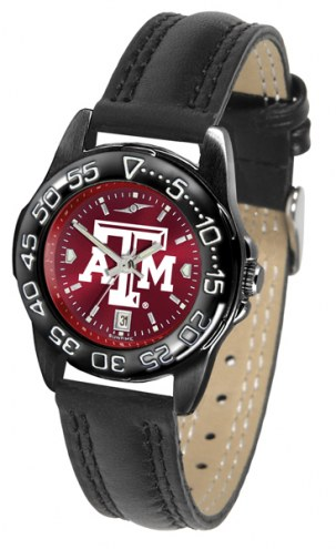 Texas A&M Aggies Ladies Fantom Bandit AnoChrome Watch