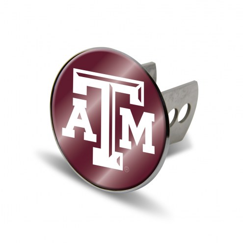 Texas A&M Aggies Laser Hitch Cover
