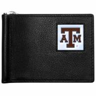Texas A&M Aggies Leather Bill Clip Wallet