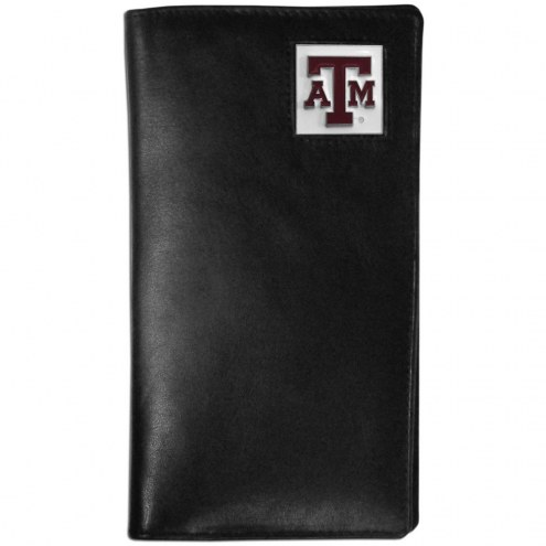 Texas A&M Aggies Leather Tall Wallet