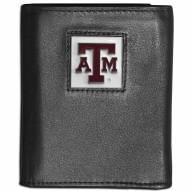 Texas A&M Aggies Leather Tri-fold Wallet