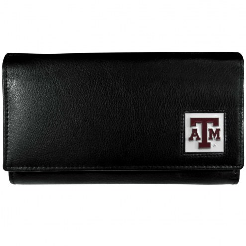 Texas A&M Aggies Leather Women's Wallet