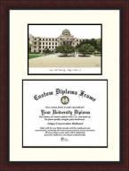 Texas A&M Aggies Legacy Scholar Diploma Frame