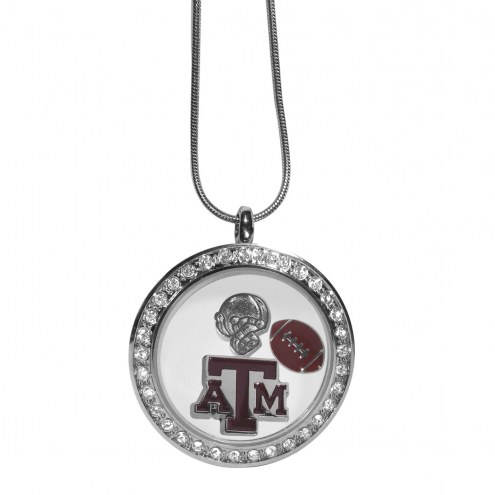 Texas A&M Aggies Locket Necklace