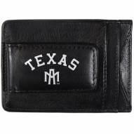 Texas A&M Aggies Logo Leather Cash and Cardholder