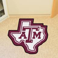 Texas A&M Aggies Mascot Mat