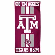 Texas A&M Aggies McArthur Beach Towel